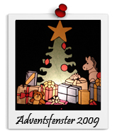 Album Adventsfenster 2009